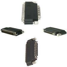 0.8mm VHDCI/VHD/SCSI4 Female~SCSI3 HD/MD/HPDB68pin Male cable Adapter/Converter