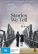 Stories We Tell DVD NEW