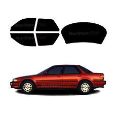 Precut All Window Film for Acura Integra 4dr 90-93 any Tint Shade