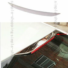 Stainless High Position Brake Lamp Cover Trim For Ford Fusion Mondeo 2013-2015