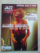 JAMES BROWN QUINCY JONES EDDIE HARRIS ARCHIE SHEPP JAMES CHANCE JAZZ FUNK