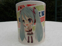 Vocaloid Japanese Anime Mugs/Cups - Miku, Len, Rin & Luka