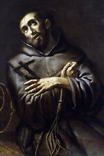 New 5x7 Photo: Christian Friar Saint Francis of Assisi, Patron Saint of Italy
