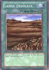 Lande Desolate - Wasteland YU-GI-OH! LDD-I037 Ita COMMON 1 Ed.