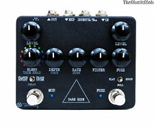 NEW KEELEY DARK SIDE WORKSTATION GUITAR EFFECTS PEDAL FREE US S&H w/ FREE CABLE