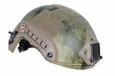 NEW Airsoft Paintball Protective Maritime Helmet PROP Cosplay AT-FG F833 L/XL