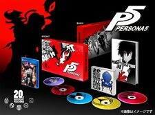 NEW PS4 Persona 5 20th Anniversary Edition Atlus JAPAN IMPORT OFFICIAL F/S