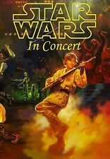 Star Wars: In Concert DVD *Very Rare*