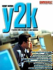 Y2K: A system-wide checklist for your business (Computer Weekly Professional)