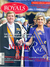 ROYALS Willem-Alexander Maxima Beatrix Pays-Bas ~ Special Issue Collector ©TBC