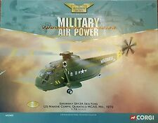 Corgi Aviation Sikorsky SH-3A Sea King US Marine Corps Quantico MCAS AA33405