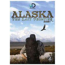 Alaska: The Last Frontier - Season 1 (DVD, 2013, 3-Disc Set)