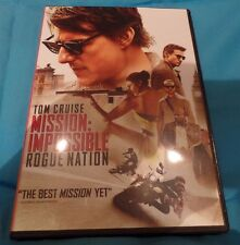 MISSION IMPOSSIBLE:  ROGUE NATION,  DVD, TOM CRUISE