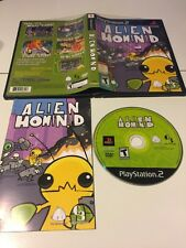 Alien Hominid (Sony PlayStation 2, 2004) Complete With Case And Manual ps2