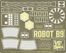 Paragrafix PGX185 1/6 Robot B9 Photoetch Set For Moebius 939 Model Kit -PREORDER