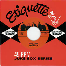 "THE SONICS  ""LOUIE LOUIE""    KILLER VERSION 60's GARAGE LISTEN!"