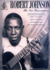Robert Johnson - The New Guitar Transcriptions Noten für Gitarre Tab Tabulatur