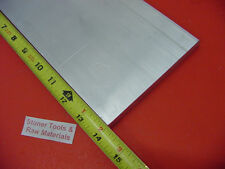 "1"" X 6"" 6061 ALUMINUM FLAT BAR 14"" long Solid T6511 Plate New Mill Stock"