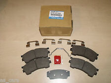 Front Brake Pad Set - Mazda 323, 626, Premacy, Xedos *GENUINE BRAND NEW*