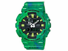 New Casio G-Shock GAX100Mb-3A G-Lide Green Ana-Digital Men's Limited Watch