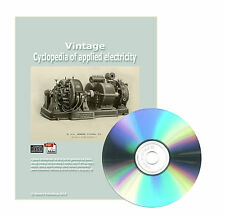 Cyclopedia of applied electricity direct-current generators, motors on CD