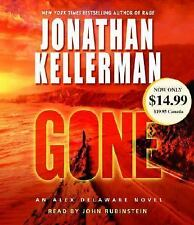 Jonathan Kellerman: Gone No. 20 by Jonathan Kellerman (2007, CD, Abridged)