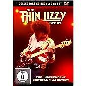Thin Lizzy -The Thin Lizzy Story (2xdvd) 2010 Brand new and sealed