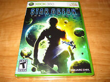 Star Ocean: The Last Hope (Xbox 360) Brand New Sealed Ships In A Box w/ Tracking