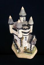 David Winter ~ MACBETH'S CASTLE ~ LARGE ~ COA ~ ISSUED 1988 ~ MINT CONDITION