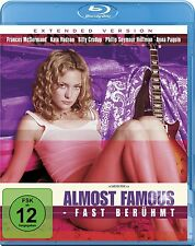 Blu-ray * ALMOST FAMOUS - FAST BERÜHMT - EXTENDED VERSION # NEU OVP