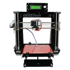 Big Promotion, Reprap 3d printer Prusa i3 Pro B MK8 extruder Print 5 materials
