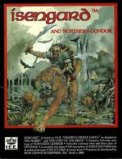 ISENGARD AND NORTHERN GONDOR EXC! MERP Middle-Earth Adventure Module Tolkien ICE