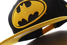 Offliner Ent Batman New Era 9Fifty (Black/Yellow)  Adjustable Snapback