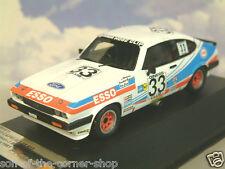 Premium X Resina 1/43 Ford Capri Mk3 Mkiii 3.0 S # 33 3ª 24 horas El Spa 1981 pr0011