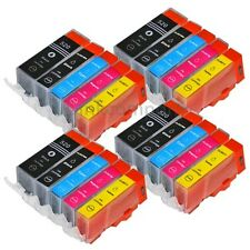 20x COMPATIBILE CON CANON CARTUCCE PGI CLI 520 521 XL per Pixma mp560 mp640 mx870 620