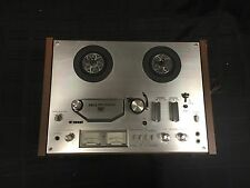 AKAI GX 4000D Reel to Reel Tape Player Recorder 4 Track 2 Channel Deck Vintage