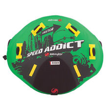 water ski tube donut 1 person speed addict huge 147 cmx139cm sevylor