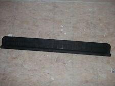 1993- 2002 CHEVROLET CAMARO FIREBIRD RIGHT PASSENGER SILL PLATE EBONY BLACK OEM