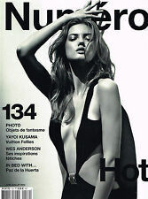 NUMERO #134 LINDSEY WIXSON Nadja Bender LILY DONALDSON Eniko Mihalik SUI HE @New