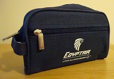 EGYPTAIR BUSINESS CLASS AMENITY TOILETRY KIT LEONARD OF PARIS NEW
