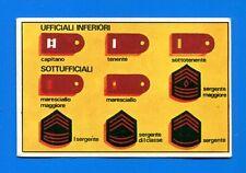 ARMI E SOLDATI - Edis 71 - Figurina-Sticker n. 407 - GRADI AMERICANI -Rec