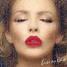 KYLIE MINOGUE KISS ME ONCE LTD DELUXE EDITION CD 2 BONUS TRACKS + DVD