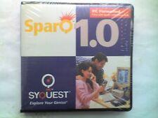 SYQUEST Sparq 1.0gb PC disco formattato per Sparq Unità solo-NUOVO e SIGILLATO.