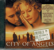 CD City Of Angels (Music From The Motion Picture),Neuwertig,Jimi Hendrix,U2...