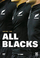 Rugby. Inside The All Blacks. Dvd. Free UK P&P. New Zealand. Region 2. Lomu