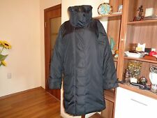 WEEKEND BY MAX MARA BLACK NYLON DOWN QUILTED PADDED PUFFA JACKET-XXL,18-UK