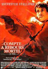 Affiche 120x160cm COMPTE À REBOURS MORTEL /D-TOX (2001) Sylvester Stallone
