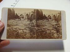 vintage Steroview card--VIADUCT