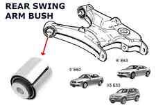FOR BMW 5 E60 6 E63 X5 E53 REAR SWING CONTROL TRAILING ARM REAR FRONT BUSH