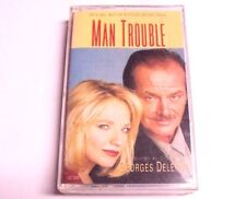 Man Trouble by Georges Delerue OST (Cassette, Jun-1992, Varèse Sarabande (USA))